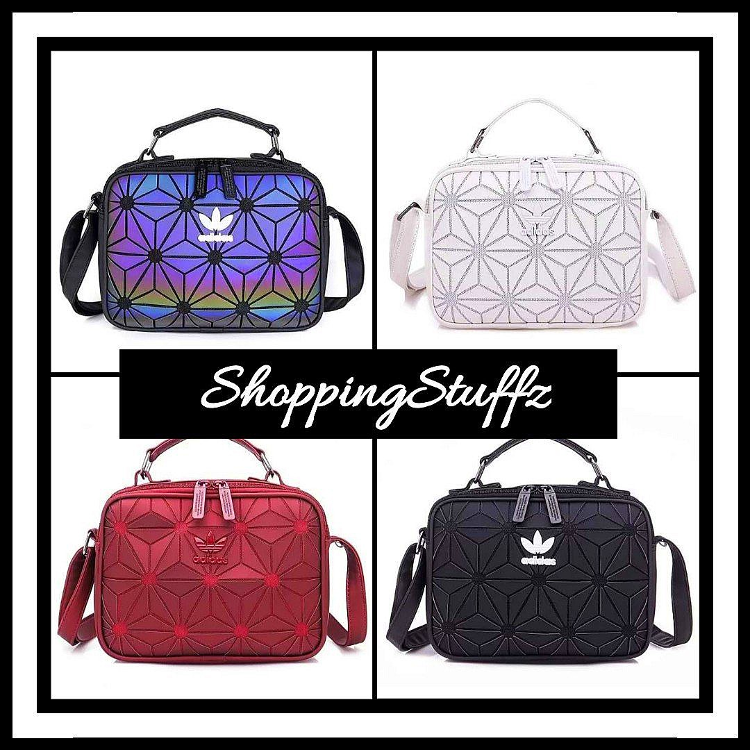 15a072f715 26💥(🅿re🅾rder)💥ADIDAS Handbag Shoulder Bag crossbody bag simple ...