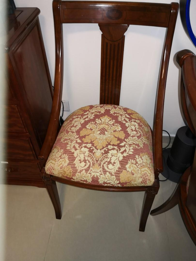 意大利餐椅