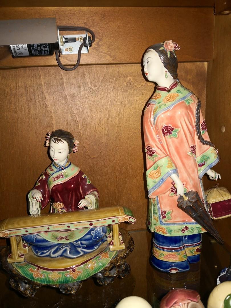 佛山陶藝仕女