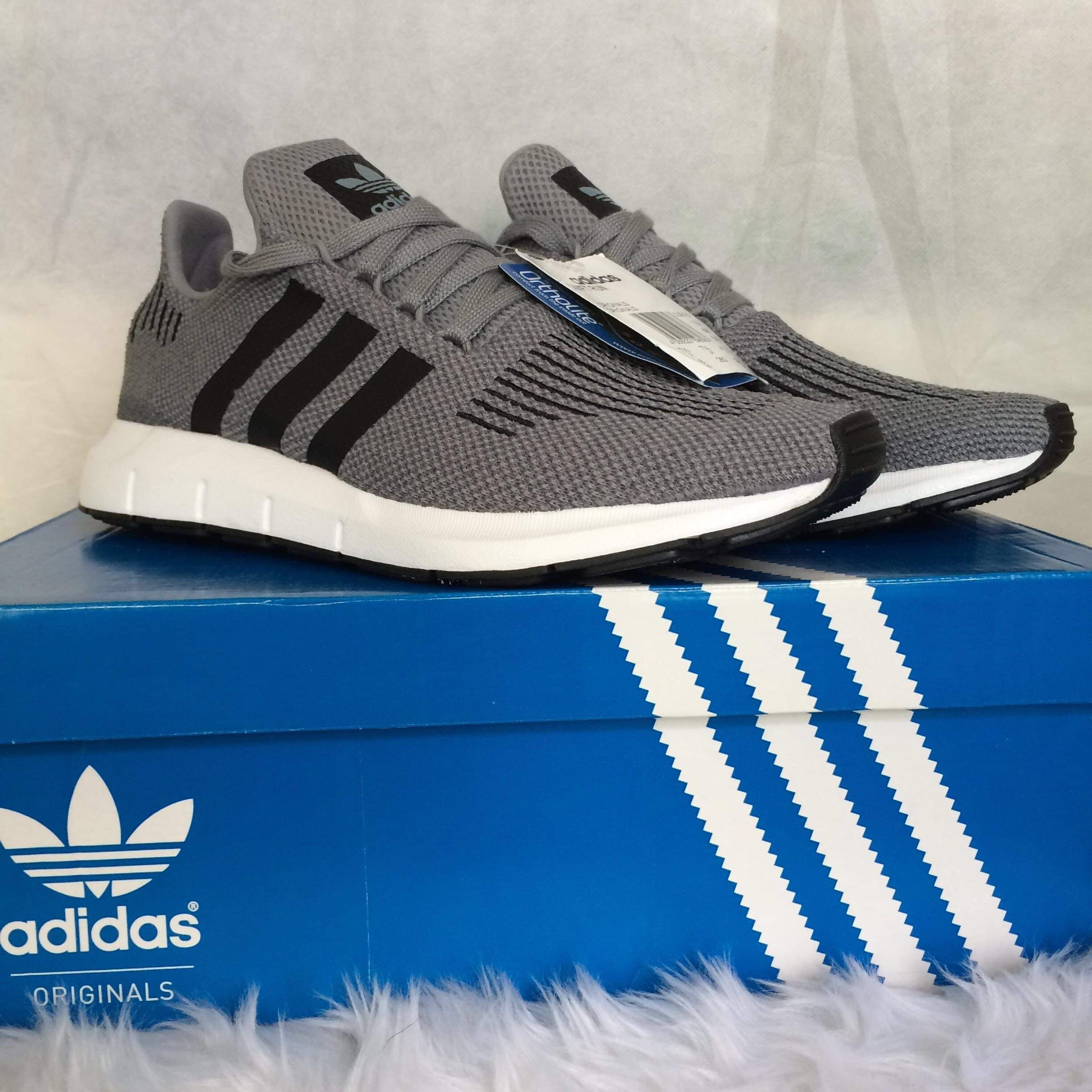best loved bb108 d557c Adidas swift run Grey   Adidas   Nike   Puma   Reebok   Jordan ...
