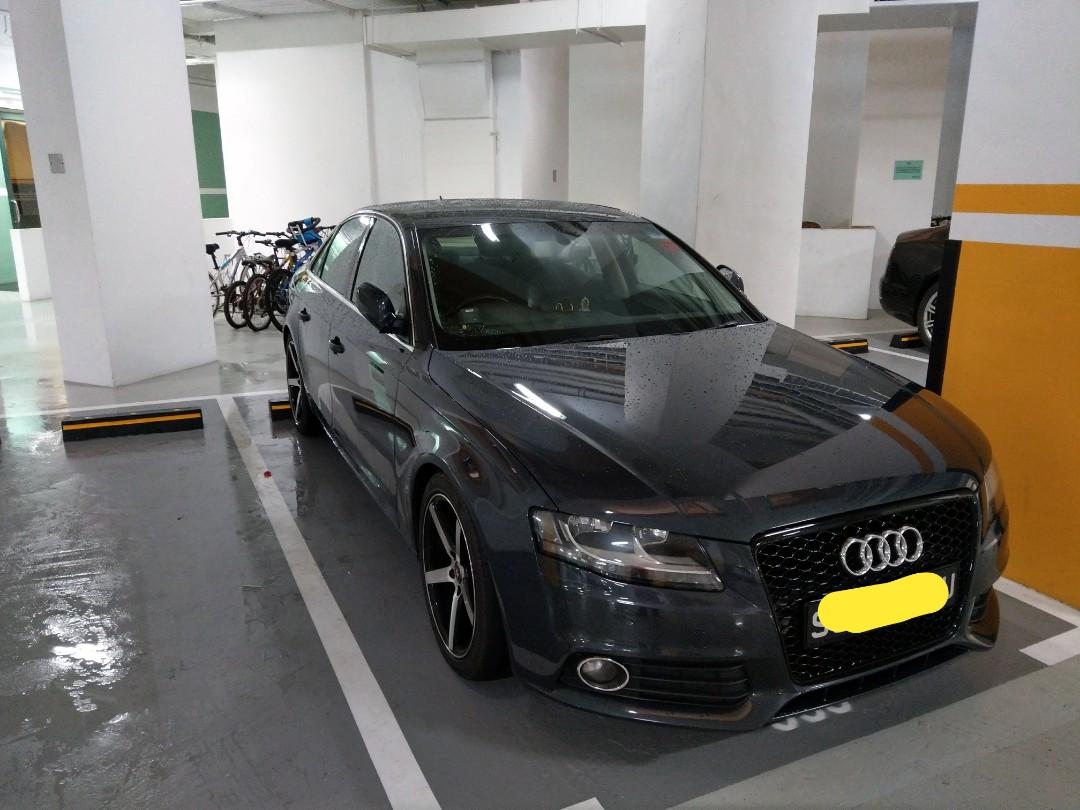 Audi A4 Sedan 18 Tfsi Mu Ambition Auto Cars Cars For Sale On