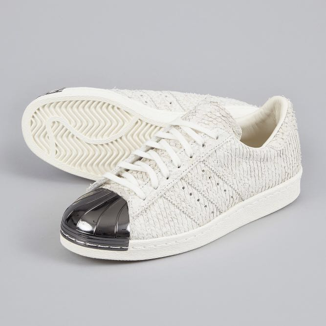 04a16f10f976 Authentic Adidas Originals Superstar 80s Metal Toe Limited Edition ...