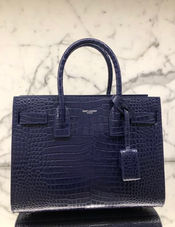 d8e6af66f0 Authentic BNIB Yves Saint Laurent (YSL) Classic Sac De Jour Baby In ...