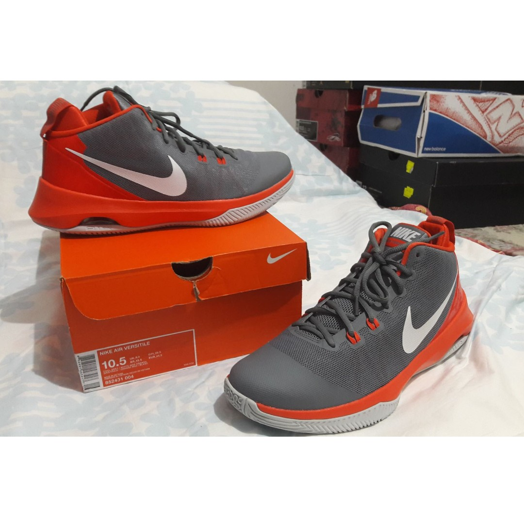 new style 87535 70fbb Clearance Sale! Authentic Nike Air Vesitile, Men s Fashion, Footwear ...