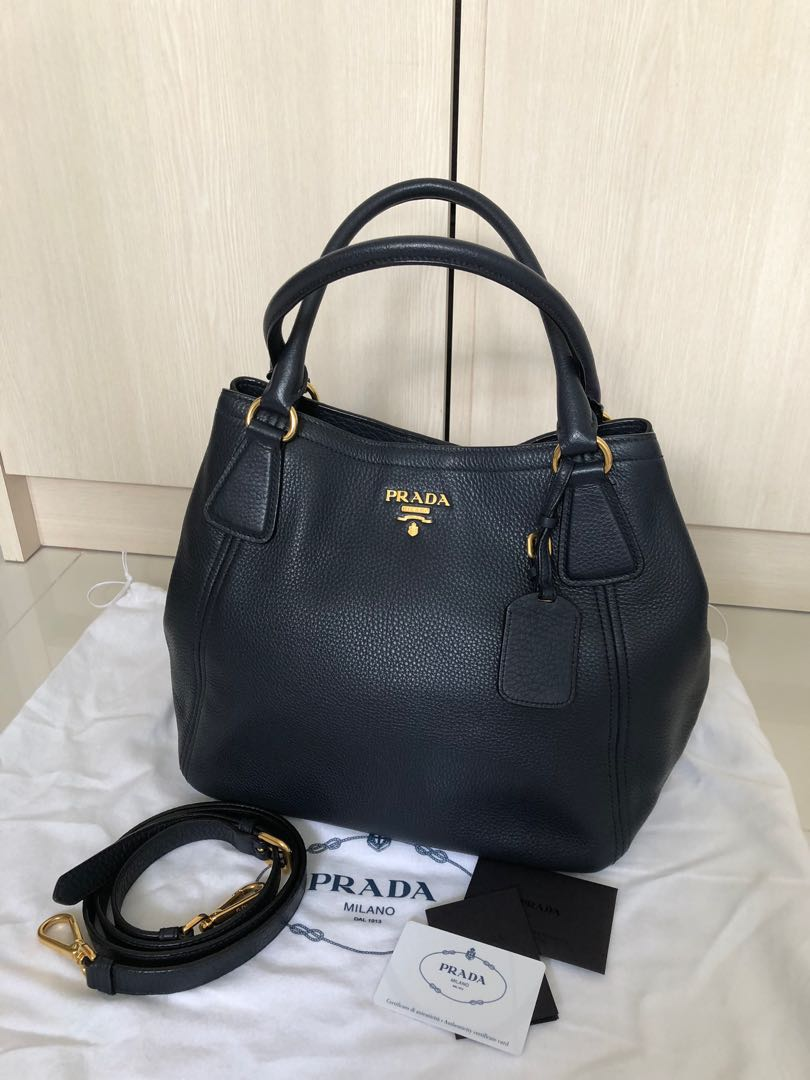 4469b6f97b Authentic PRADA Tote Bag BN2534