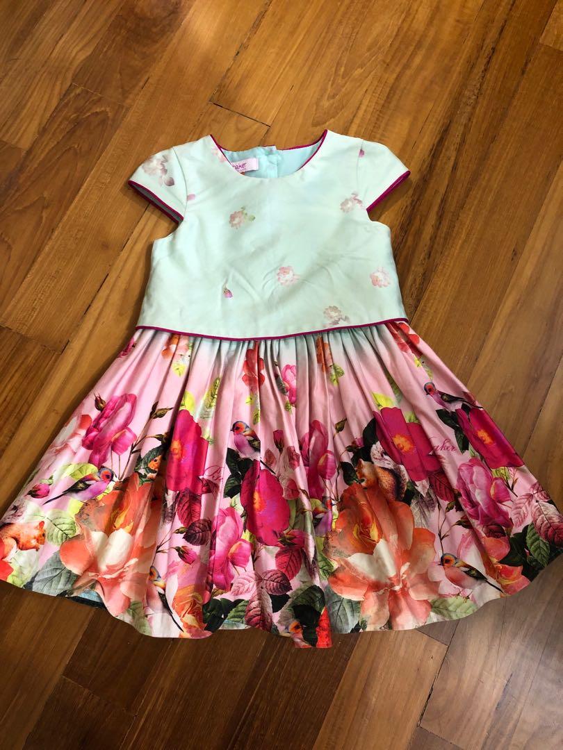 143c672fb Baker by Ted Baker Girl Dress