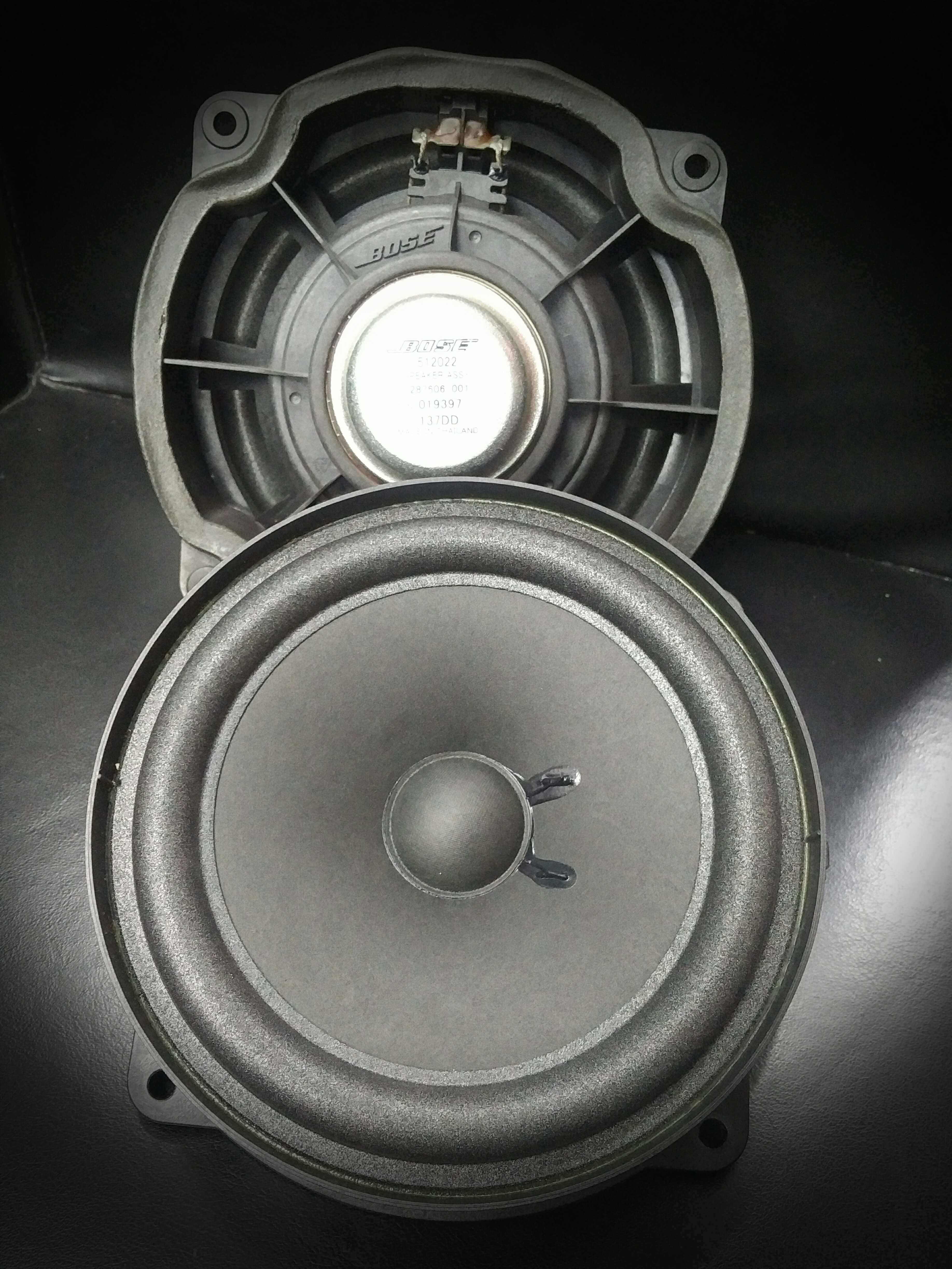 Bose Oe Speakers 6 5 Car Accessories Accessories On Carousell