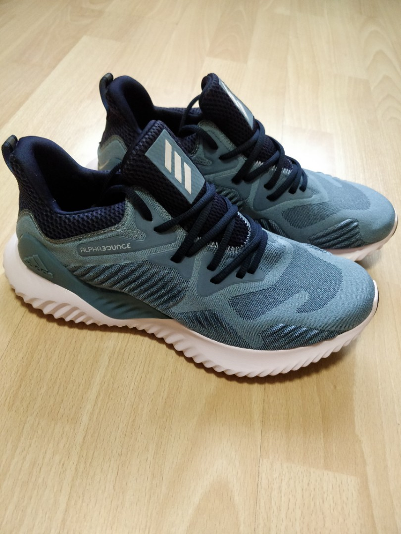 b2982451d4f92 Brand New Authentic Adidas Alphabounce Beyond - Blue