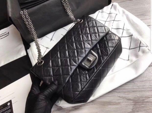 efdb59b71d91e4 Brand New Chanel Reissue, Luxury, Bags & Wallets, Handbags on Carousell