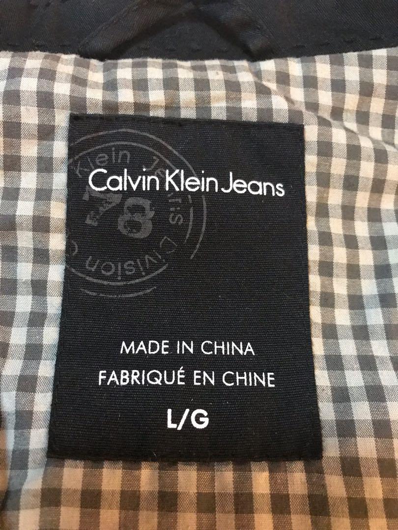Calvin Klein jacket Like New