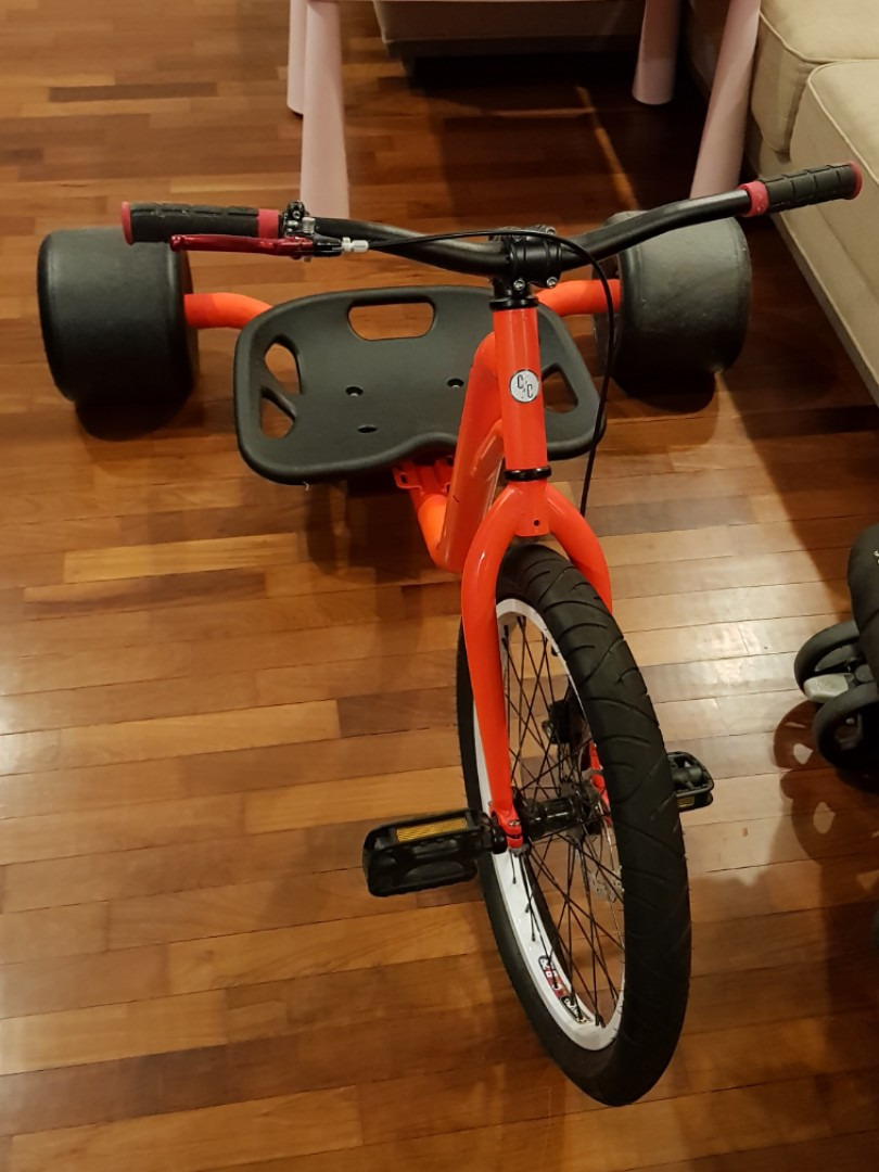 Reduced Coast Cycle Drift Trike Bike Bicycles Pmds Bicycles