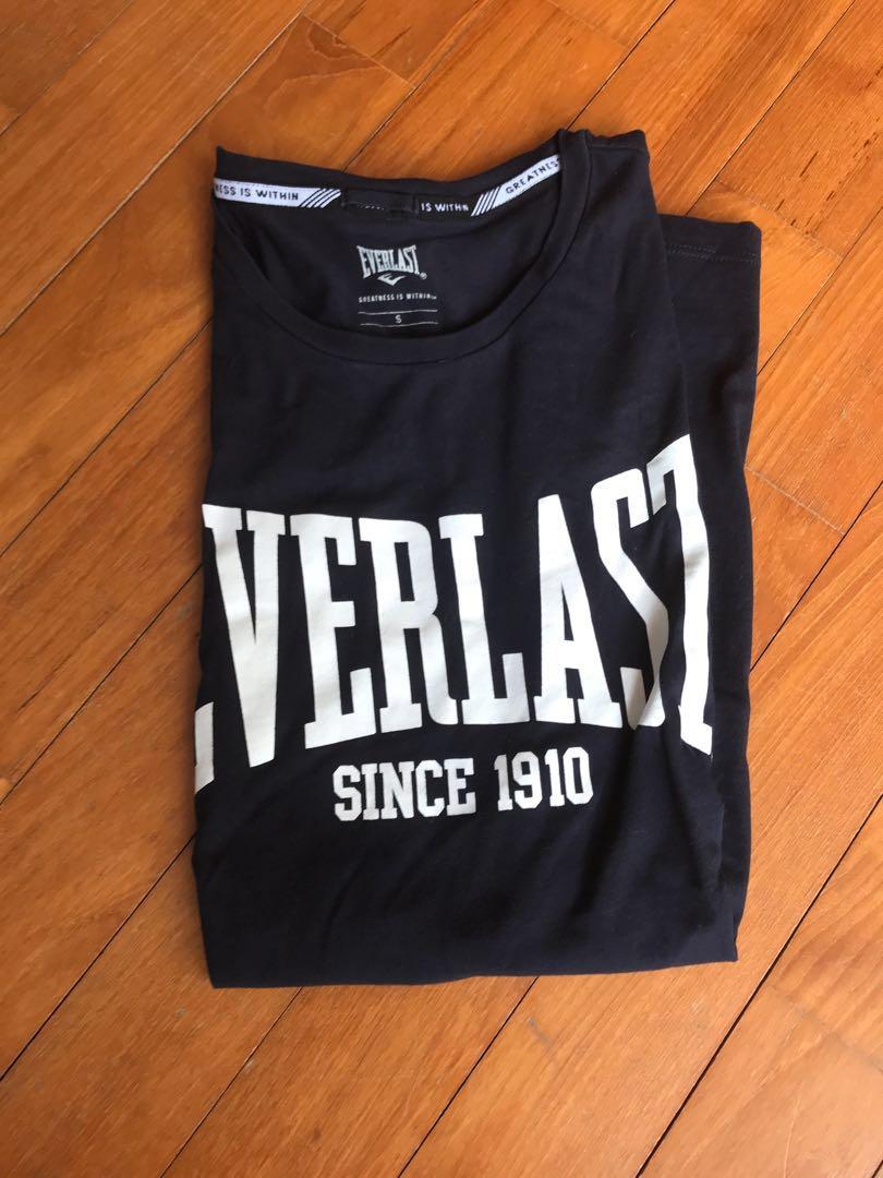 b2429e6cbed68 Everlast muscle tee men fashion clothes tops on carousell jpg 810x1080  Everlast sleeveless tee