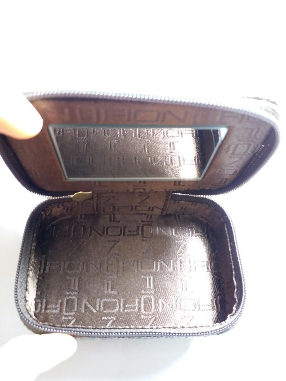 FION 唇膏盒 小銀包 散紙包