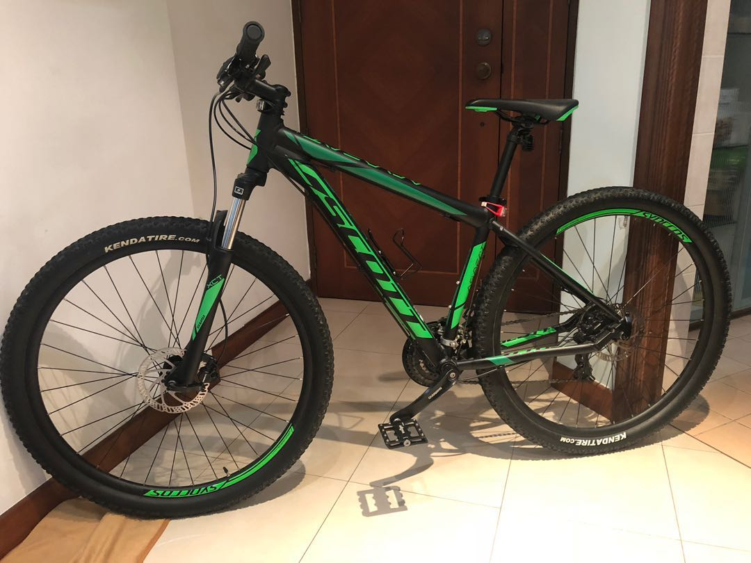 e2be29729f7 FS: Scott Aspect 960 2017, Bicycles & PMDs, Bicycles, Mountain Bikes on  Carousell