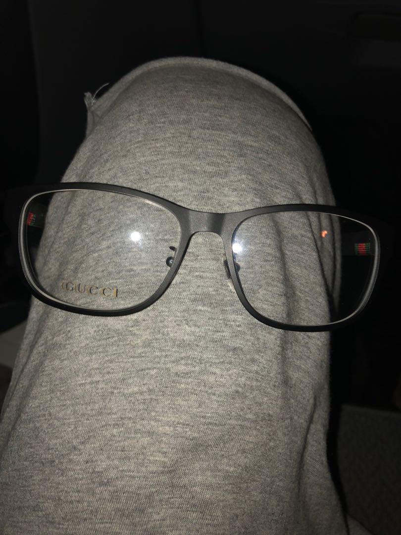 Gucci non prescription glasses brand new 399 tag on them