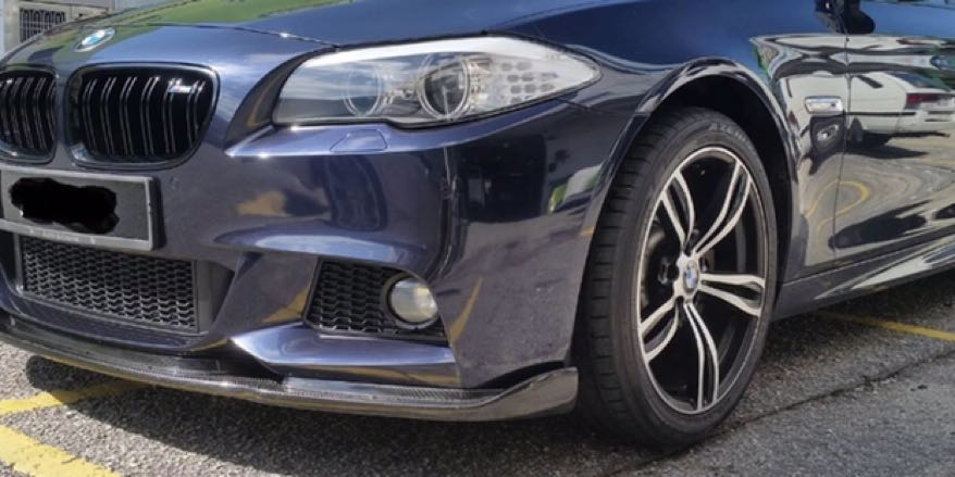 Hamann Lip For Bmw F10 M5 Car Accessories Accessories On Carousell