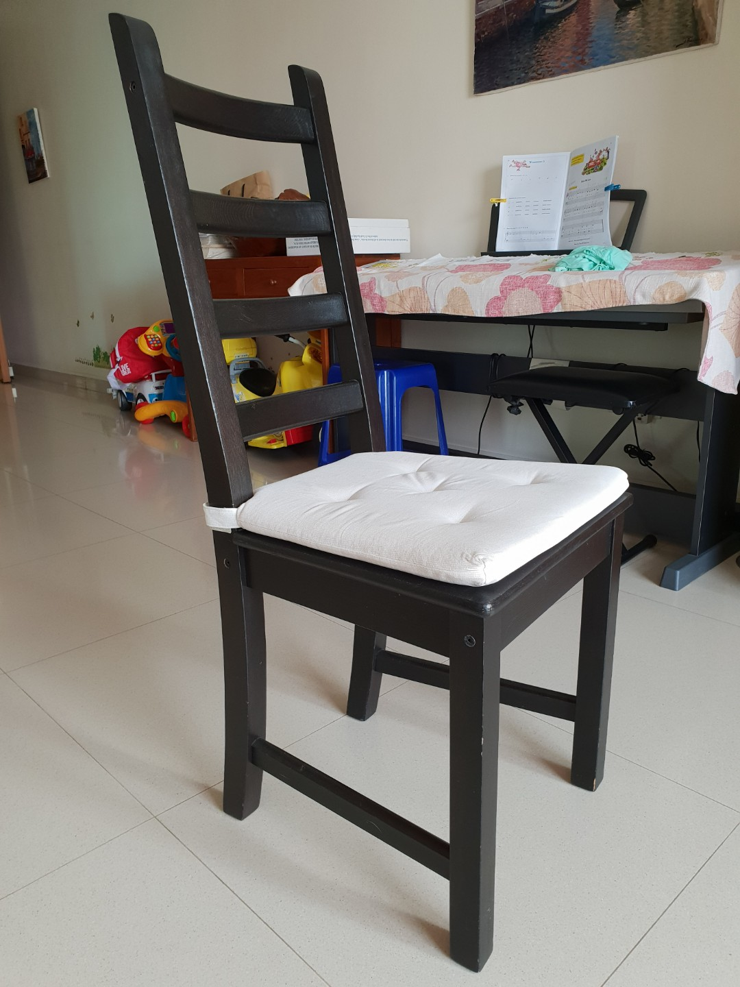 Ikea Kaustby Dining Chair Furniture Tables Chairs On Carousell