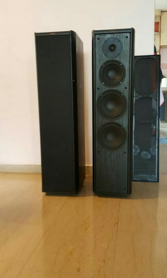 Jamo Classic 8 Made In Denmark Audio Speakers Electronics
