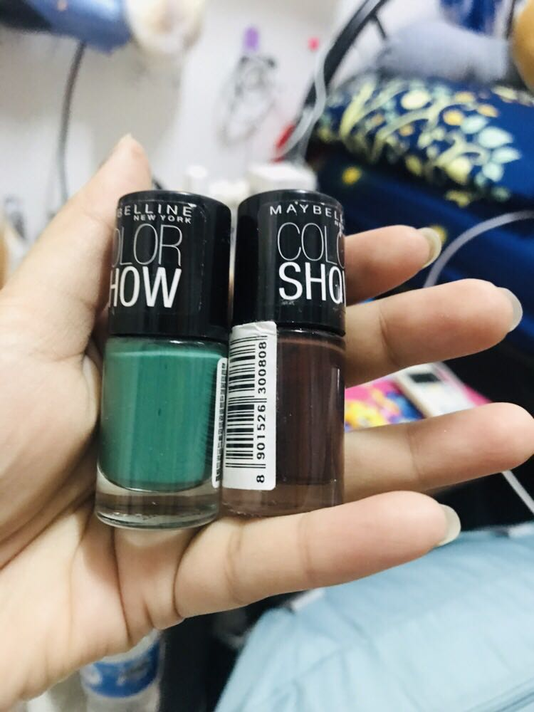 Maybelline nail polish, Health & Beauty, Hand & Foot Care on Carousell