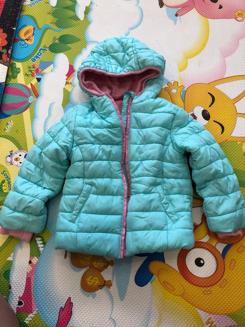 4436fd50e Mothercare winter jacket (3-4), Babies & Kids, Girls' Apparel, 1 to ...