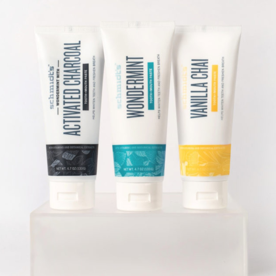 Natural Cruelty Free Toothpaste With Essential Oils Health Beauty Face Skin Care On Carousell