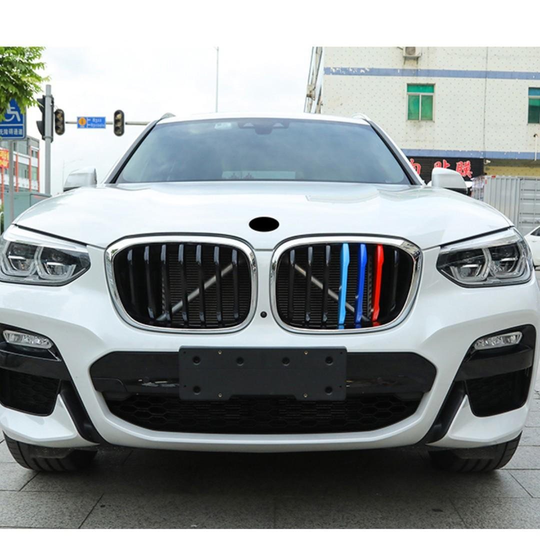 New arrival 2018 BMW X3-G01 Colour strips guarantee on
