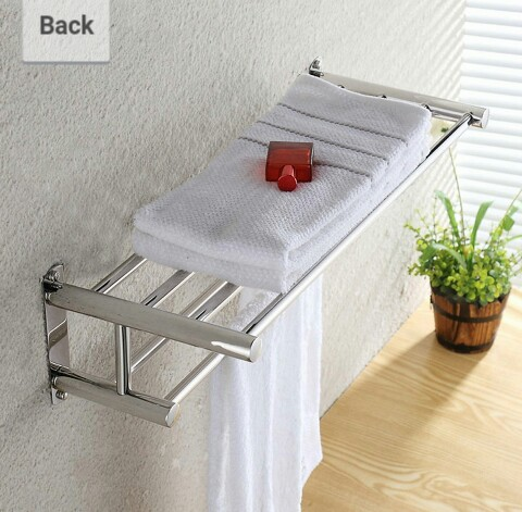 Nice S/Steel Towel Rack For Your Family at Just $25 ONLY! Rust Free can  COD!!!☺