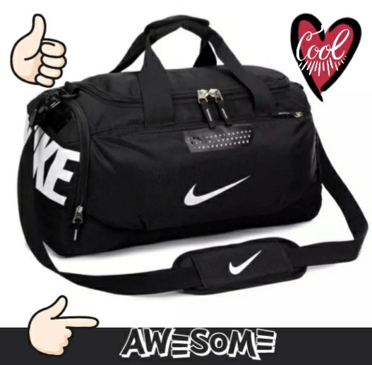 ffd8012bd7 💯✓Nike Duffle Traveling and Gym Bag