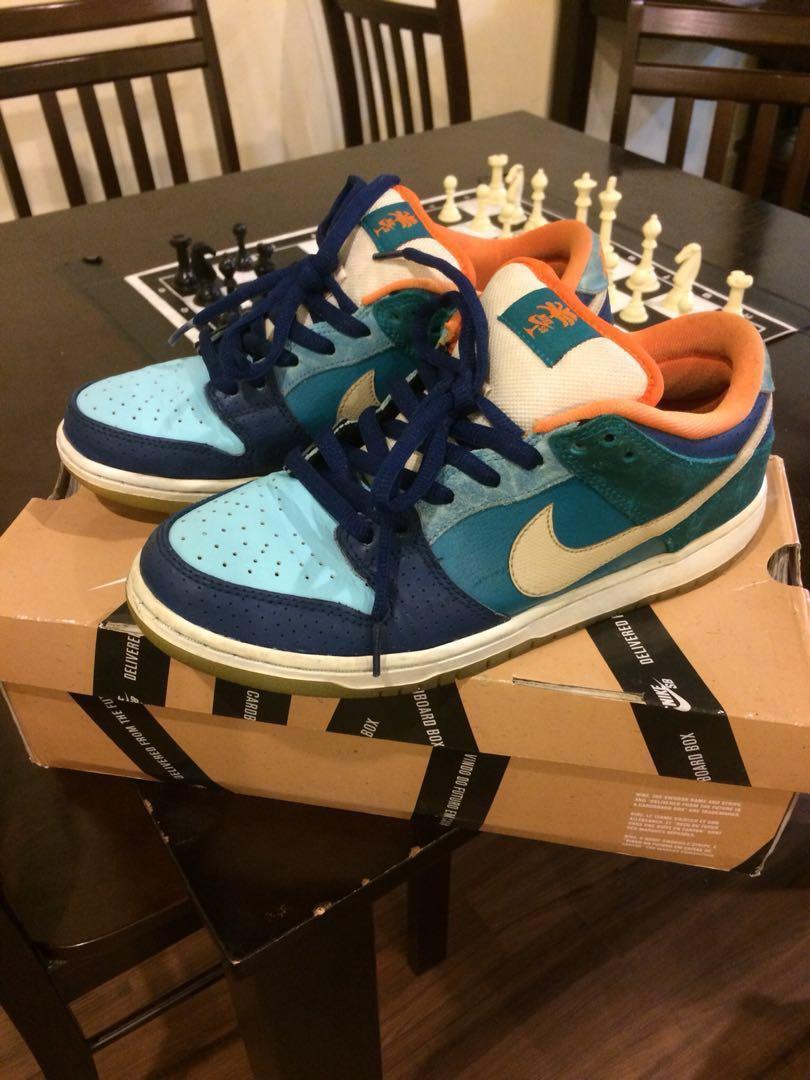 "super popular b58d4 c9bec Nike dunk Low Premium SB ""Mia Skate Shop 10 Year Anniversary ..."