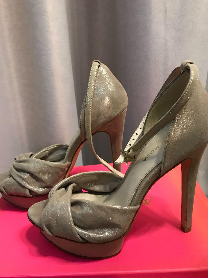 eac98a6f7ff Pella moda evening heel women fashion shoes heels on carousell jpg 810x1080  Pella moda