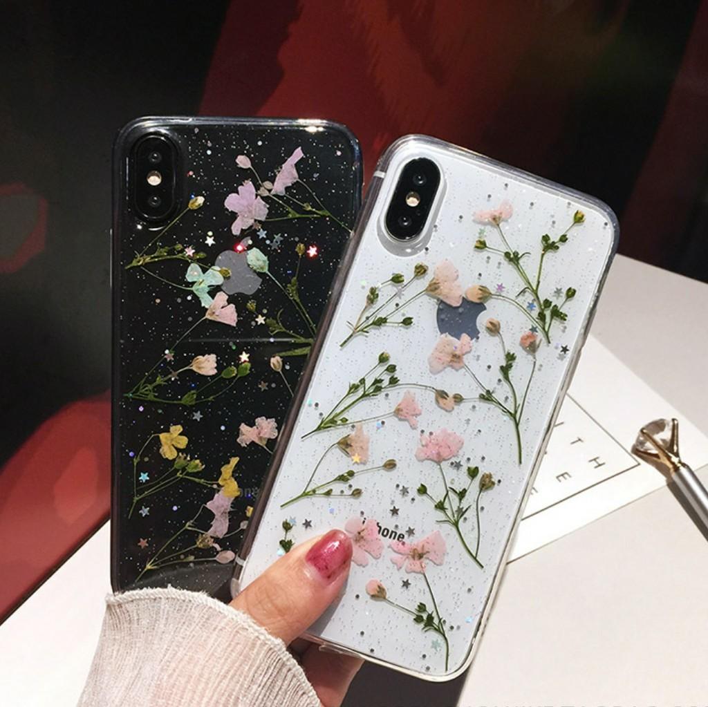 sale retailer 87c47 40aed [PO] Pressed Flower Phone case