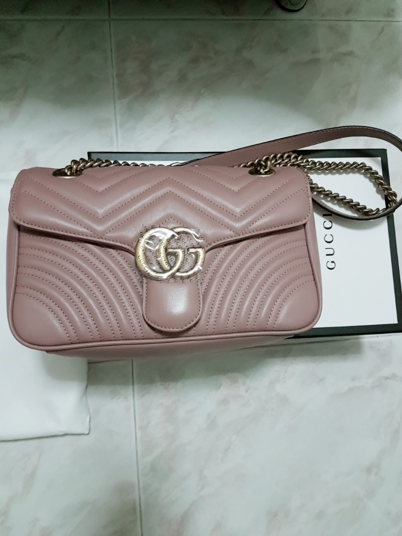 11c258c2313 Fast deal Gucci marmont