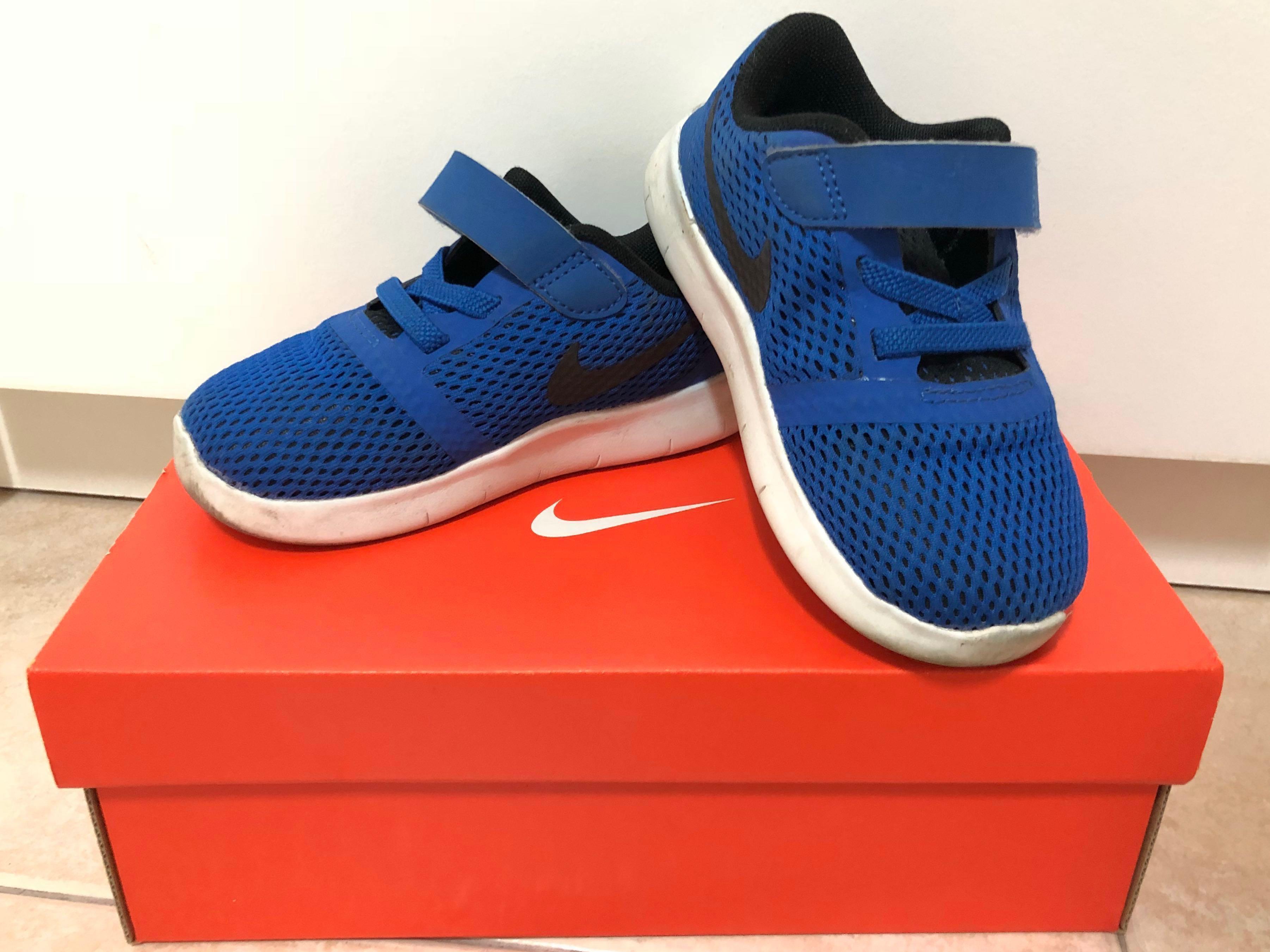 Preloved Nike Toddler Shoes size 8C