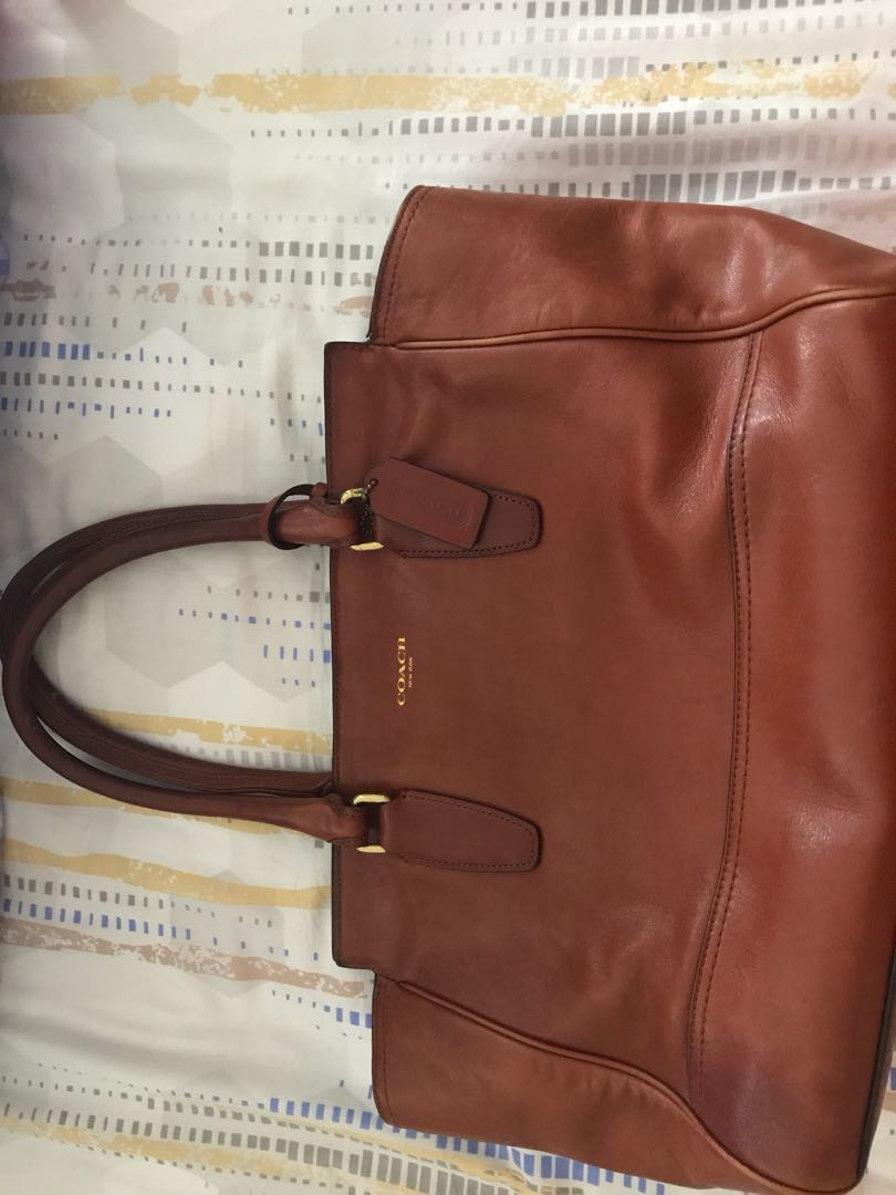 Pre Owned Coach Bag