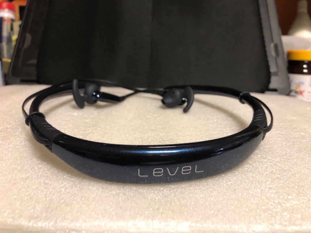 Samsung Level U Bluetooth Headset, Electronics, Audio on Carousell
