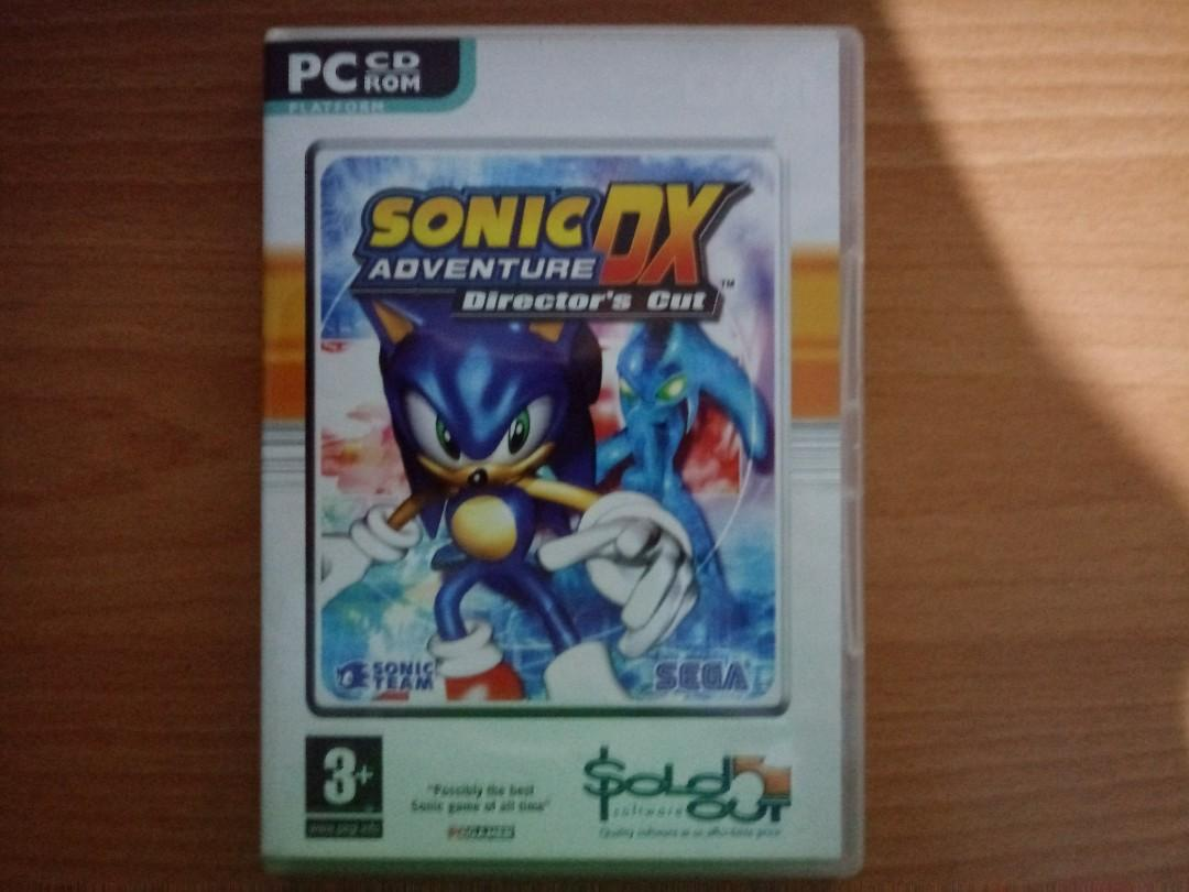 Sonic Adventure DX PC, Video Gaming, Video Games on Carousell