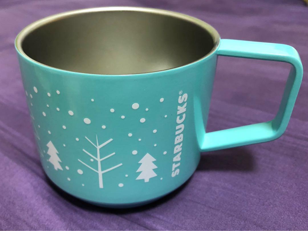 Mug 2018 Appliances 340mlHome Metal Starbucks Christmas xCtshrQd