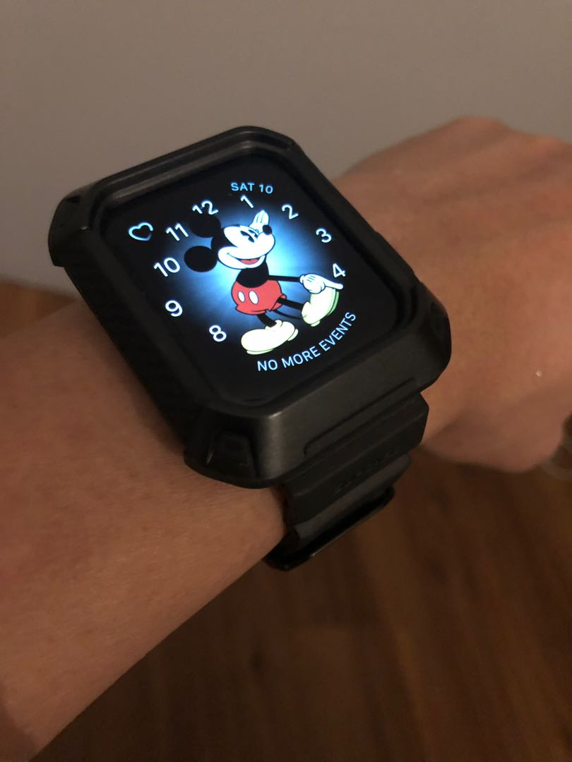 low priced fae50 57928 Supcase unicorn beetle for Apple Watch series 4 44mm