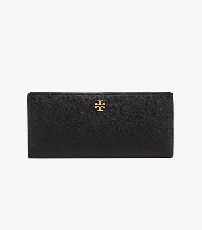 a59a11d89c8bf Tory Burch Robinson Slim Wallet