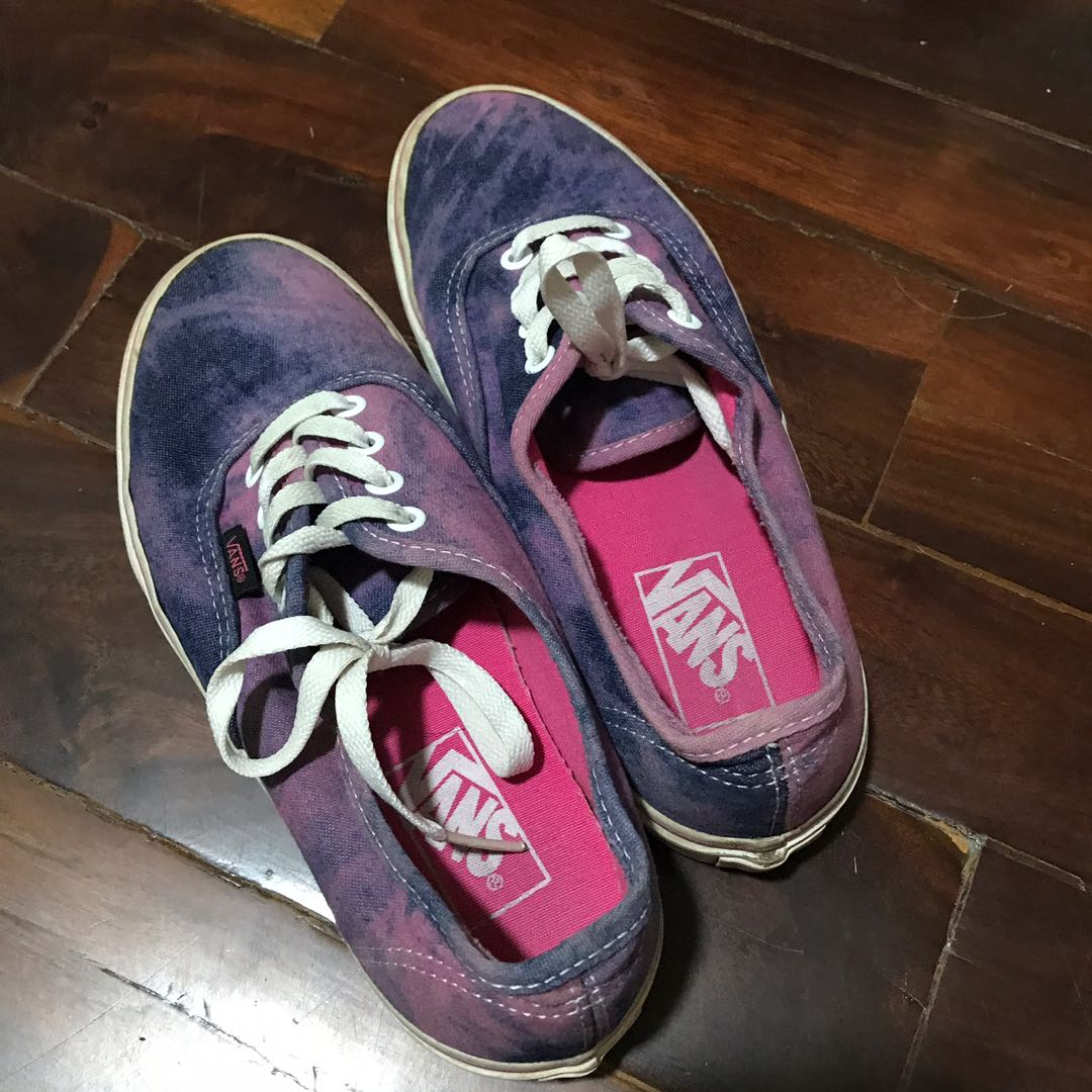 279dbcf1af48 VANS Authentic (Washed Twill)
