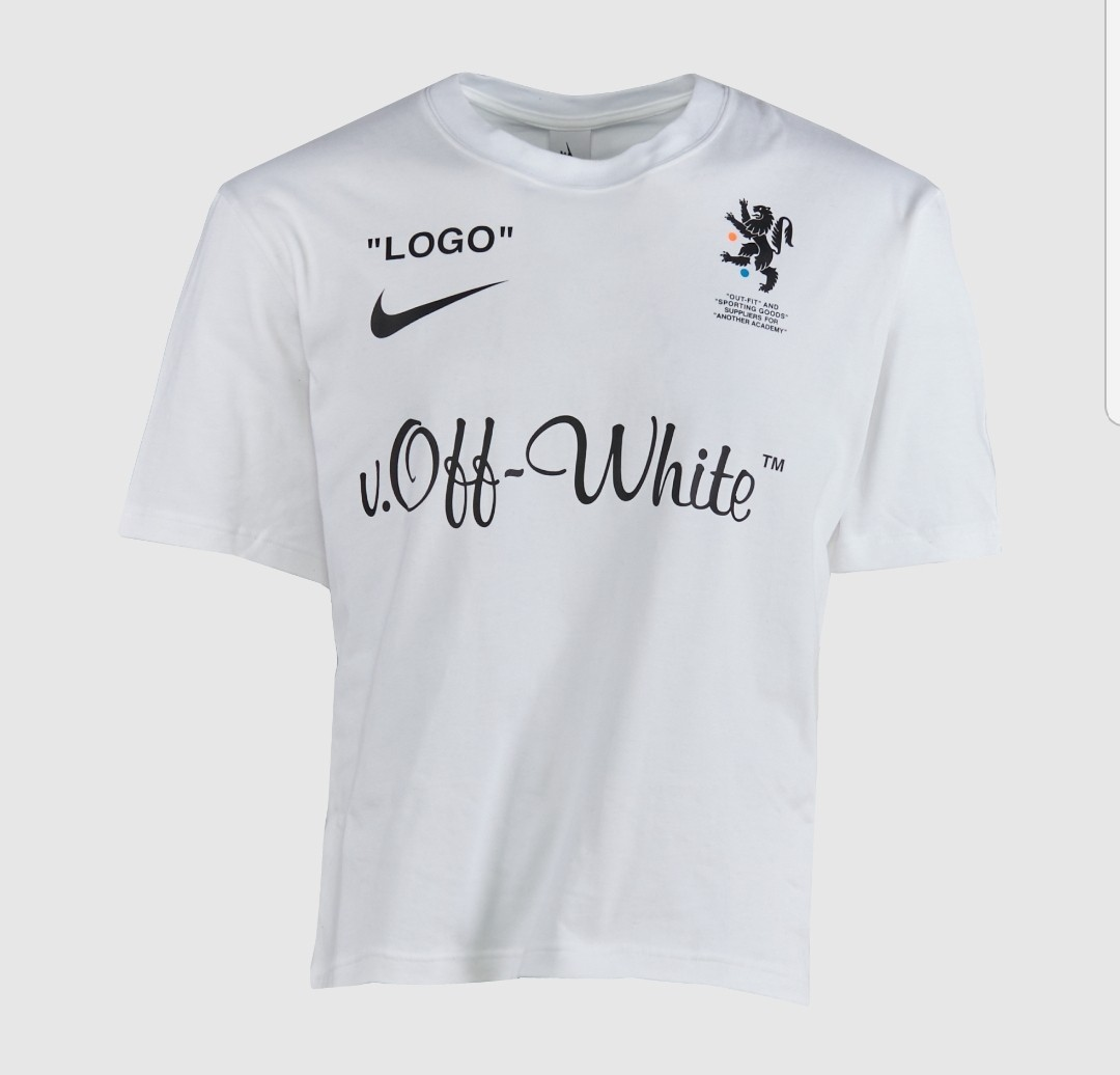 41c89b807 WTS BNWT Nike x Off White Mercurial Logo Tee Large, Men's Fashion ...