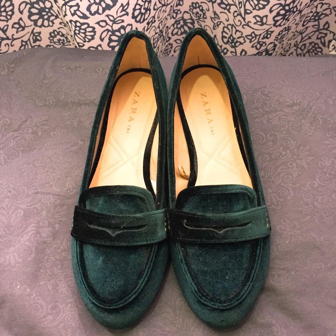 04dc4408126 Zara Loafers Size 38