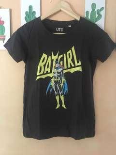 Uniqlo Batgirl