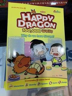Happy Dragon 100,000 why