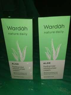 Wardah Nature Daily Mosturizer