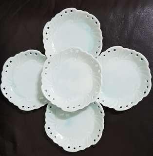 Korea style cake plate (x5) #singles1111