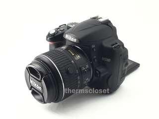 Used Nikon D5000