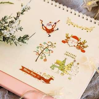 [Pre-order] Christmas Series Stickers