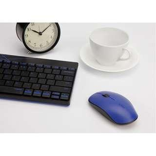 Rapoo X221M bluetooth and 2.4G Multi-devices Silent Mouse/Keyboard Set
