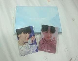 GOT7 Present: You Photocards and Postcard sets